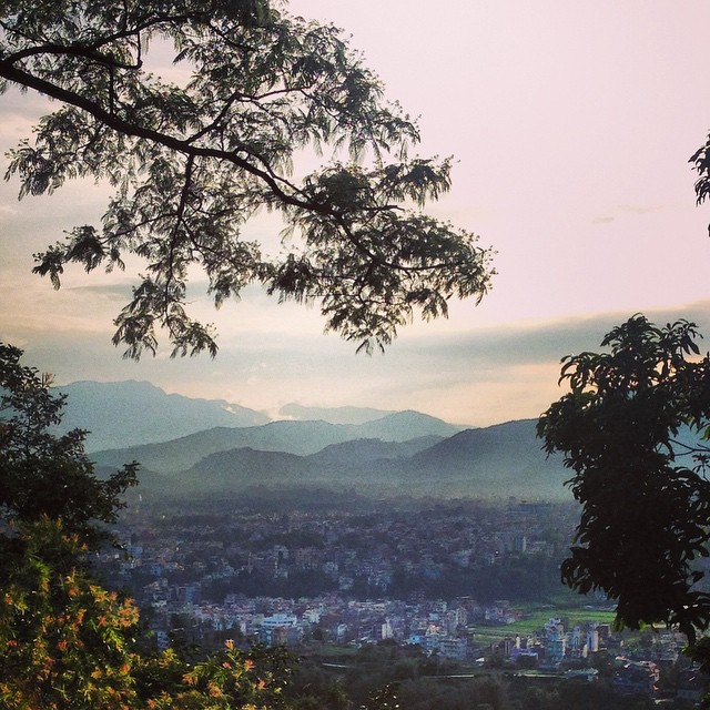 The gorgeous Kathmandu Valley. We're still on the ground here, working to get aid and supplies to areas receiving minimal attention. See the link in our profile for more info. #nepal #prayfornepal #nepalearthquake