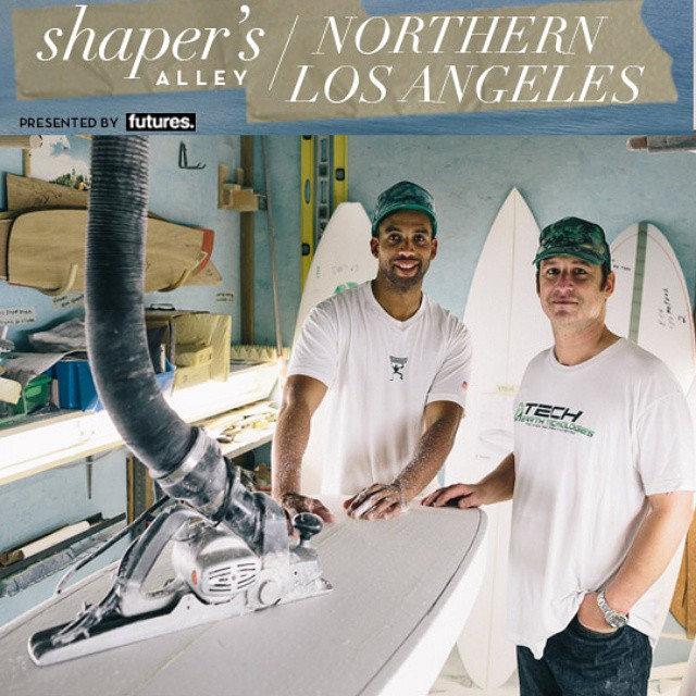 Stoked to see our partner @etechboards get some love from @surfline in Shapers Alley today. Ryan Harris and Todd Patterson have worked hard over the years to build E-Tech as a brand that is totally committed to sustainable high-performance surfboards....