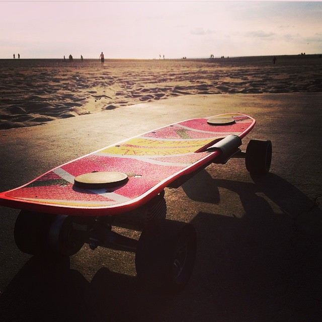 Hovering into the weekend! #zboard