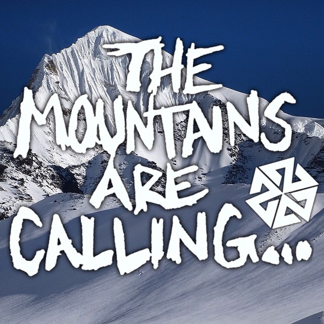 Heed the call. #avalon7 #mountainminded #lovetonepal www.avalon7.co