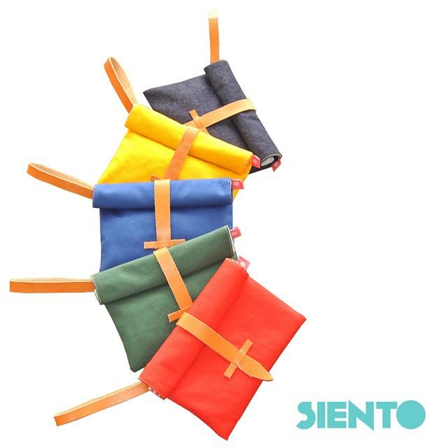 Colores + diseño = #sientobags  #trendy #accesorios