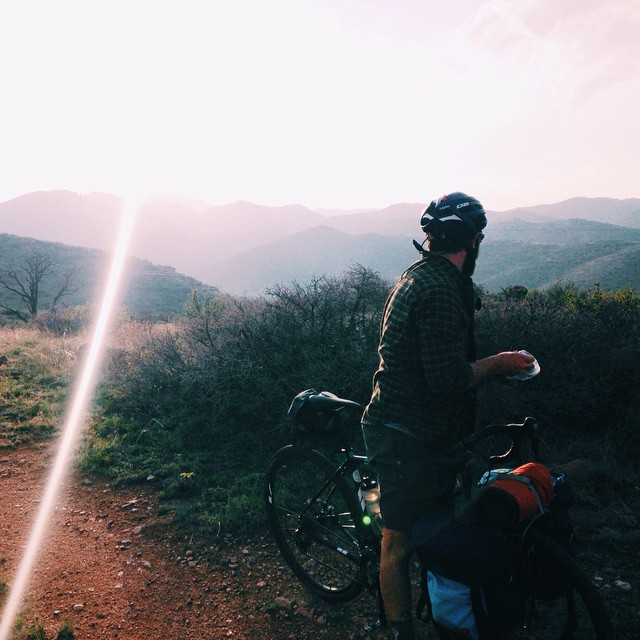 Bike Camping Day 1: the highlands of Colorado are higher than we thought