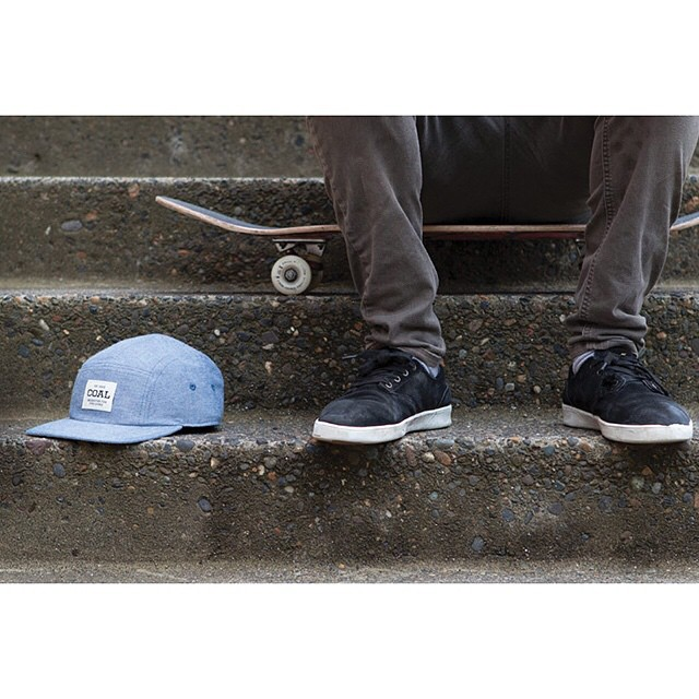The Richmond 5 Panel and #skateboarding go together like peanut butter and jelly. #coalheadwear