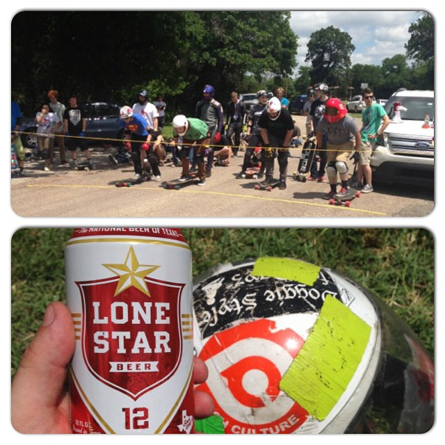 #gnarathon5 is going down today in the #lonestar state
