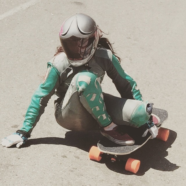 @annaoneill Gettin low at #catalinaislandclassic