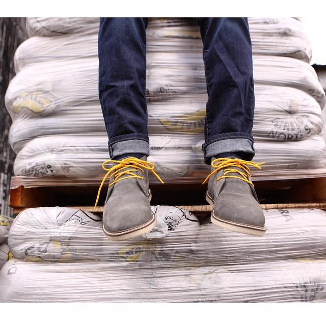 DEL MESA disponible en gris, negro, verde y marrón. #Volcomfootwear #AW15 #Volcom  #TrueToThis