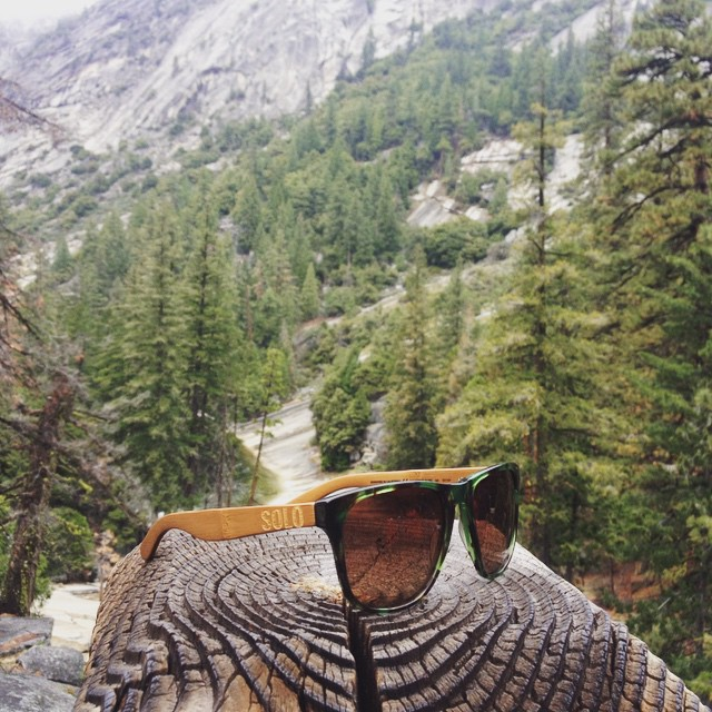 Adopt the pace of nature: her secret is patience. #ralphwaldoemerson #patience #quote #motivationalmonday #nature #soloeyewear #bamboo #sunglasses #polarized #repurposed #recycled #burundi #frames #yosemite #yosemitenationalpark #naturelovers...