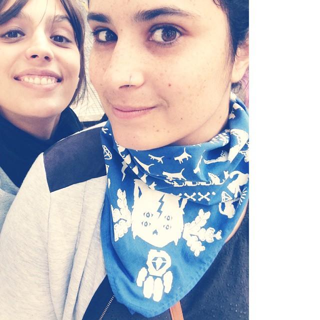 Selfie de bandana