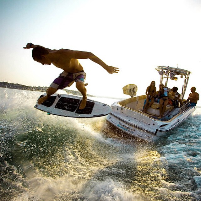 Founded on the Lower Colorado River in Austin, TX, @slayshtankwakesurfing  is a rider based apparel company dedicated to the growth of wakesurfing and promoting the independent brands and riders that have shaped the sport. The brand was designed to...
