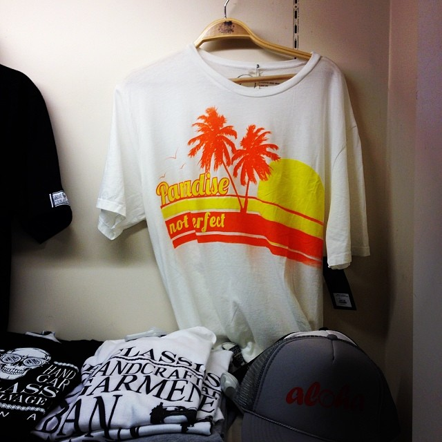 #organik men's #organic cotton #tees at @geniusoutfitters for #loveshawaii photoshoot