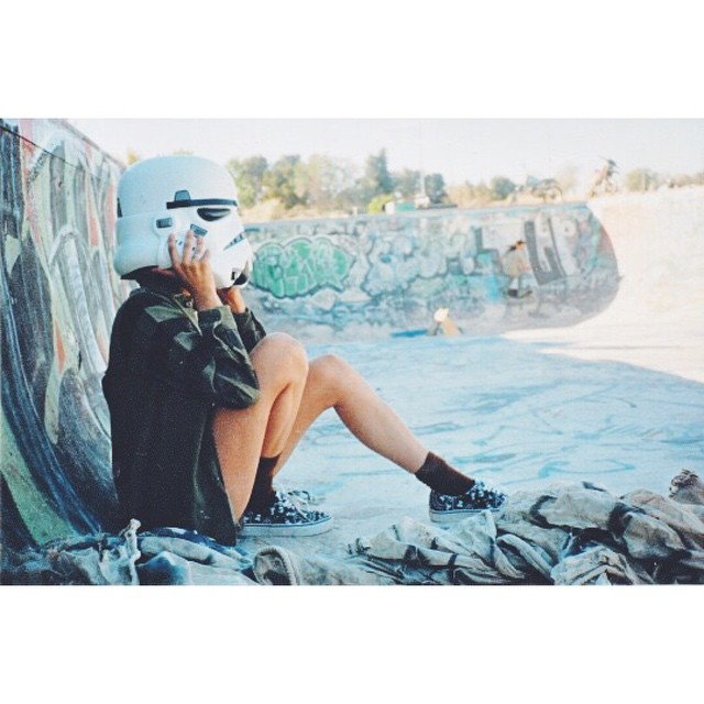 #MayThe4th #VansGirls