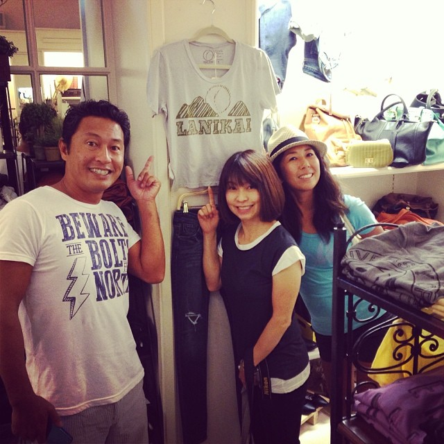 #loveshawaii crew at @geniusoutfitters for #Organik photoshoot