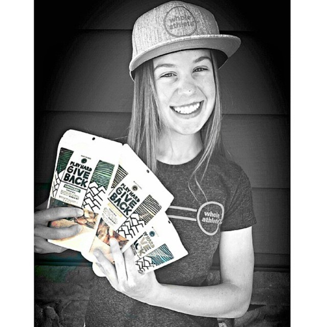 #PHGB athlete @vedag101 stoked to be snacking on some healthy product!! @wholeathleteteam #jointhemovement