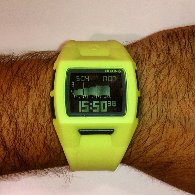 #Hello #Nixon #lodown #neon #yellow #NeonYellow #panama