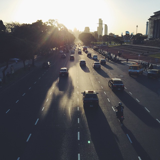 Enjoy your City • Buenos Aires #rangalifestyle