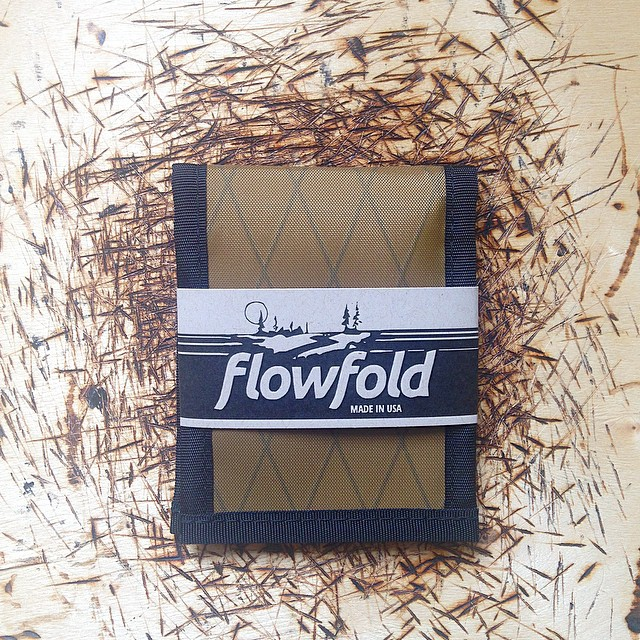 One of the new Vanguard Ltd. colors we just added to the site, link in profile. Coyote brown anyone? #flowfold