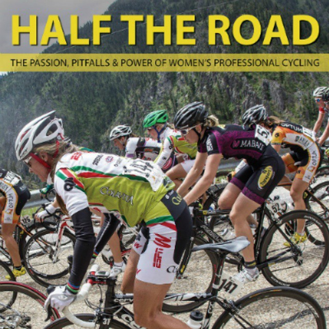 First movie of the year is this Sat at 8pm behind #CA89. #HalfTheRoad is a cycling documentary that highlights the inequality between womens and mens professional cycling. Cost is #FREE. Donations accepted for #TruckeeTrails. Event is #BYOB