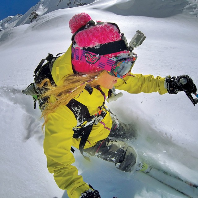 Winter may be over in Cali but our GoPro snow athlete roster is growing! Learn more about the newest additions to our ski and snowboard team at GoPro.com/news  #GoPro #GoProSnow #skiing