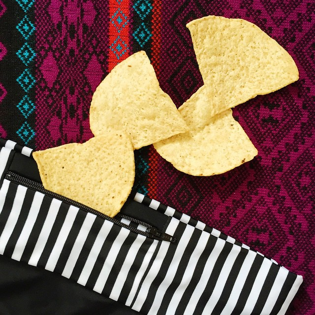 What else would I have in my pocket today? Find me at the bar, I'll hook you up. #cincodemayo #pocketfullofcornchips #kindafancy