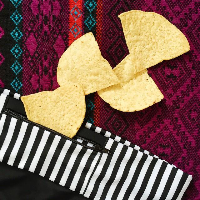 What else would I have in my pocket today? Find me at the bar, I'll hook you up. #cincodemayo #pocketfullofcornchips #kindafancy