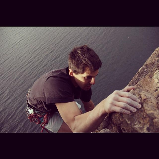 Tomando aire puro #sanmartindelosandes #emifuentes #climbing #argentina