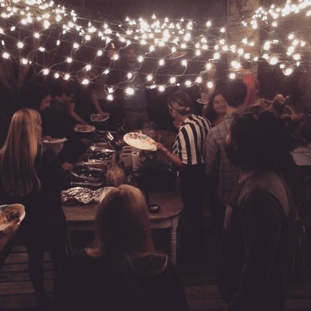 Delicious food with great people. #prolificgeneration  @joooonnnyyyy @bastsurf @teamphun @californiaraesins