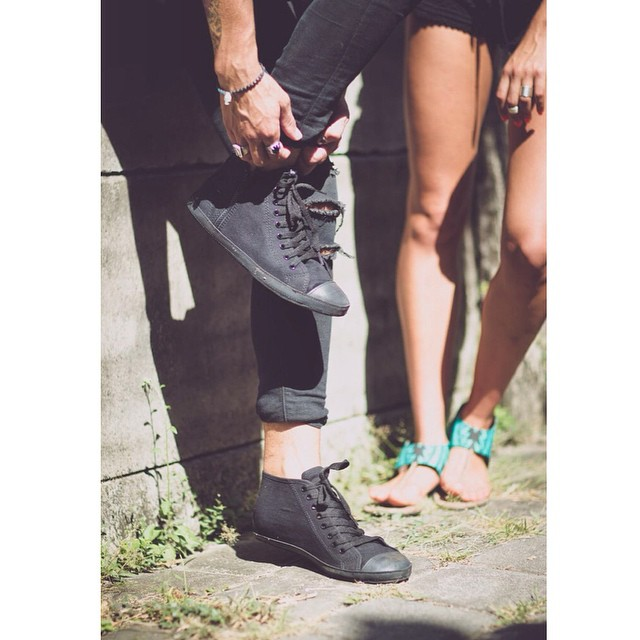 Summer, we're ready for ya. #PTHWYS #SS15 #KotaHightop #IkhannaTrails #soleswithsoul