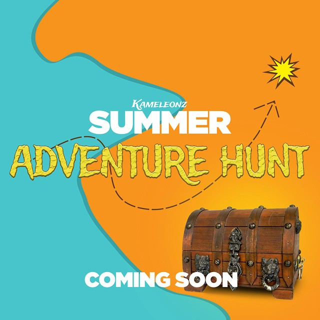 The Adventure Hunt is coming!! Will you be ready?  Stay ahead of the competition and learn more by tapping the link in our bio, then tap Menu, and Adventure Hunt  #Kameleonz #GoPro #GoPole #Lake #Beach #Fun #Travel #Friends #Wakeboarding #Fishing...