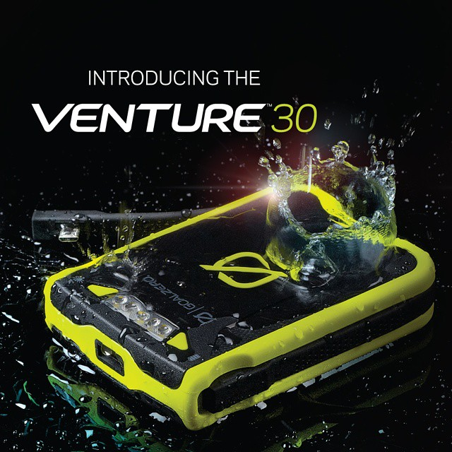 The Venture 30 packs the power you need to keep those small devices, cameras and tablets charged no matter the elements you may be out battling. Follow the link in our profile to learn more.