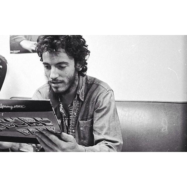 Boss Like Springsteen #lovematuse