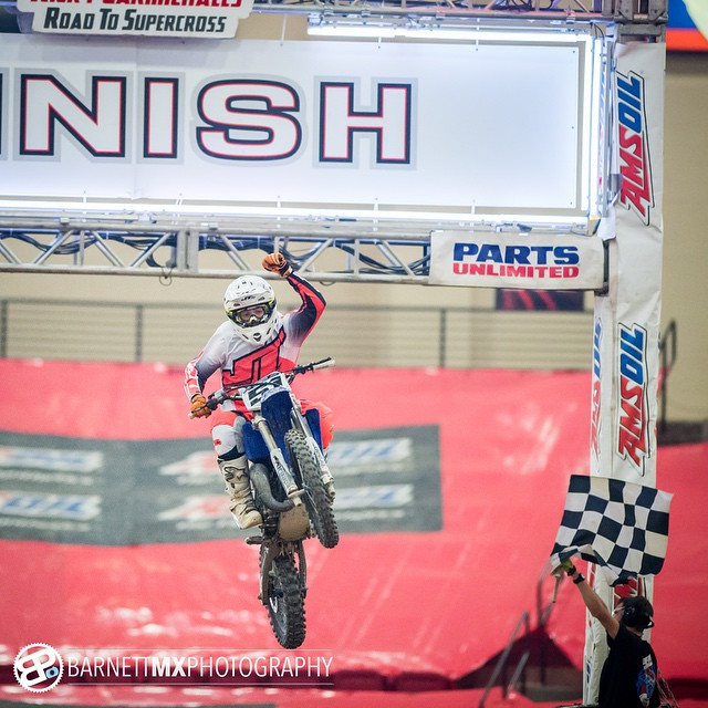 Stoked for @ehastings51 killed it all month! #hardworkpaysoff #4titles #winner #stoked @braapsupply @middletowncycle @jtracingusa @arenacross @linkmxgraphics @aticlothing #atifamily #wolftrainingacademy
