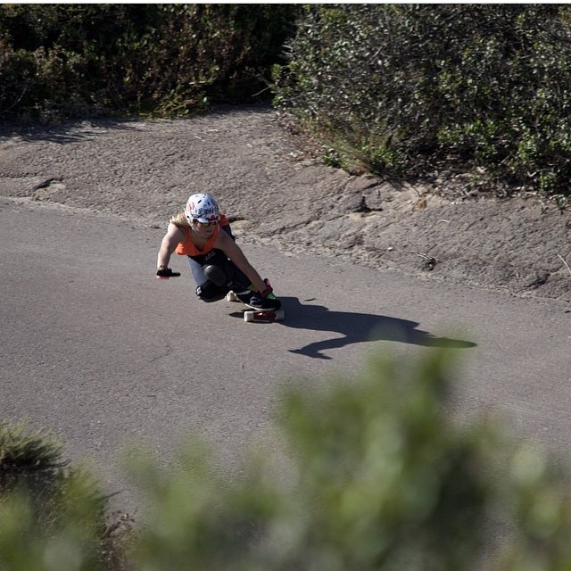 @emilylongboards shreds harder than you boys! Go skate #keepitholesom regram @radesigns