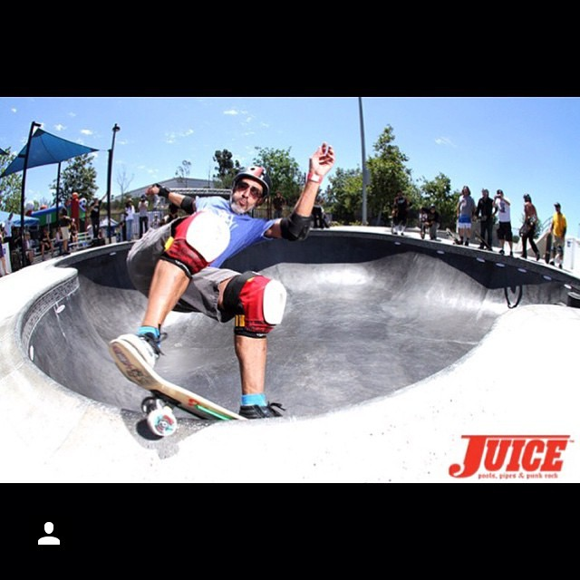 Rad photo of @eddieelguera shot by @juicedan of @juicemagazine this what at Ryan Sheckler's #skateforacause event . #skateboarding #juicemagazine #juicemag #sheckler