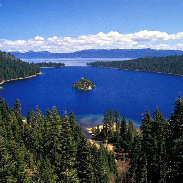 Everyone knows the iconic #emeraldbay of #Tahoe. But for this weeks #WhereOn89, what is the island in the middle named? Answer correctly and be entered to win a #CA89 goodie bag!