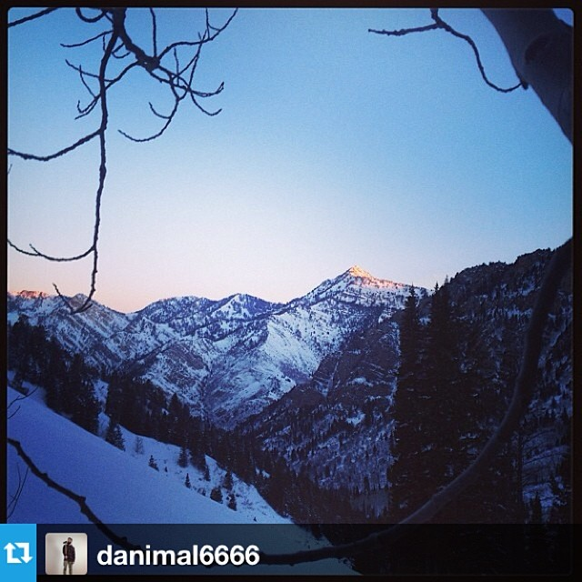 #Repost from @danimal6666 with the dawn patrol in #BCC this morning in his #xface's. Get out there!