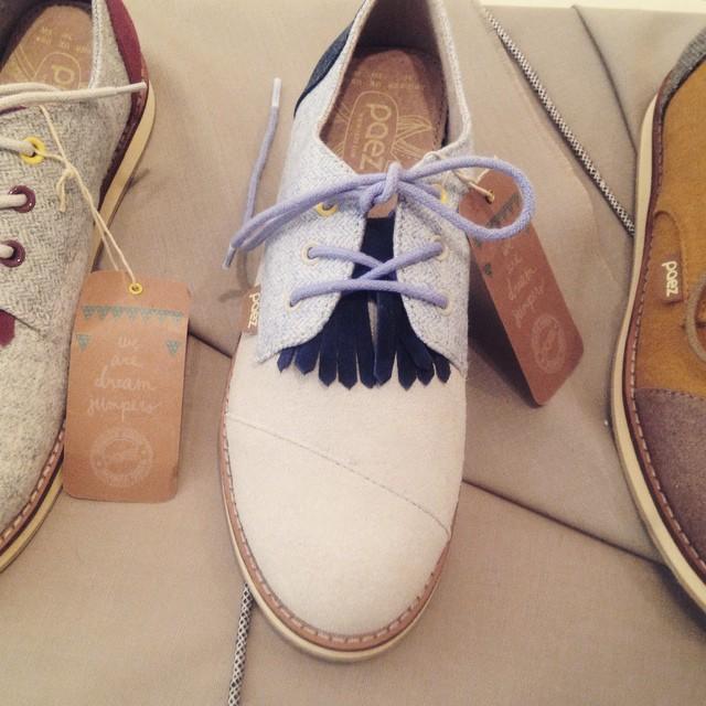 #SneakPeek Colección Invierno 2015- Madrid. Terminamos la presentación, ahora a esperar el otoño para poder usarlos! #FW2015 #Press #fashion #collection #shoes