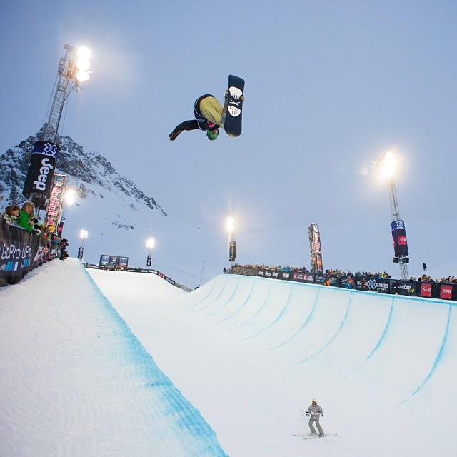 Yolo? Check out the latest feature on the man they call iPod ( @iouripodladtchikov ) right now on XGames.com.