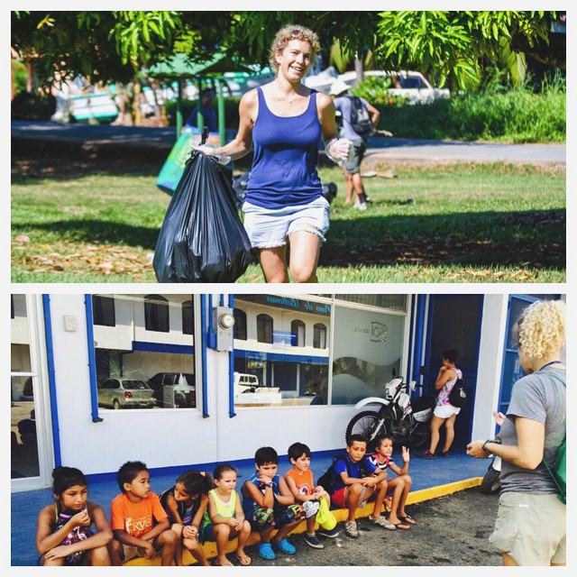 This #ThankYouThursday, we are doing a special shoutout to our friend and colleague, Amy Work. Amy is trained in Geospacial Technology and the is the director of Geoporter, an educational non-profit that operates here in Bahia Ballena.  It's funny that...