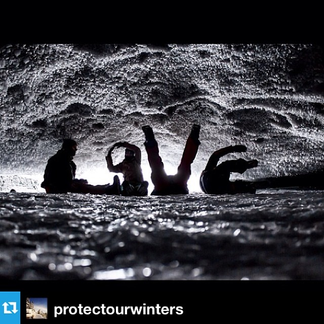 #mountain #snow #love #regram @protectourwinters