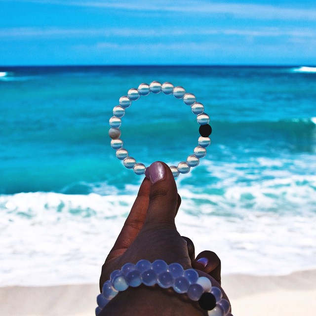 A sea of clarity #livelokai  Thanks @erin.cahill