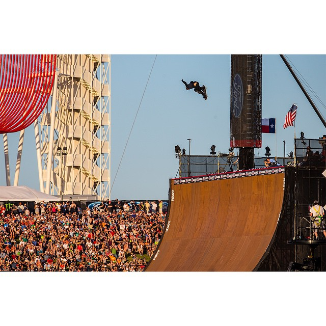 12-time gold medalist @bobburnquist has confirmed that he will compete in both Skateboard Big Air and Big Air Doubles at #XGames Austin. (
