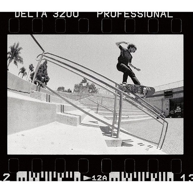@nassimguammaz with a proper FS Feeble. Photo: @jbradford_photo