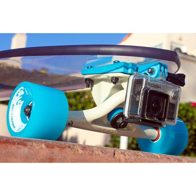 We are so stoked to announce our partnership with @blockrisers for the all new Jelly Man O' War! #jellyskateboards #blockrisers #gopro #mount #jellymanowar #comingsoon #sandiego