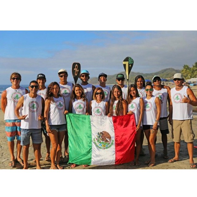 Team Mex is looking like it's going to be a force to be reckoned with is this years ISA Worlds. T-minus 3 days until the action begins! Let's go @fernandostalla & @bichosup! #sayulits #isaworlds