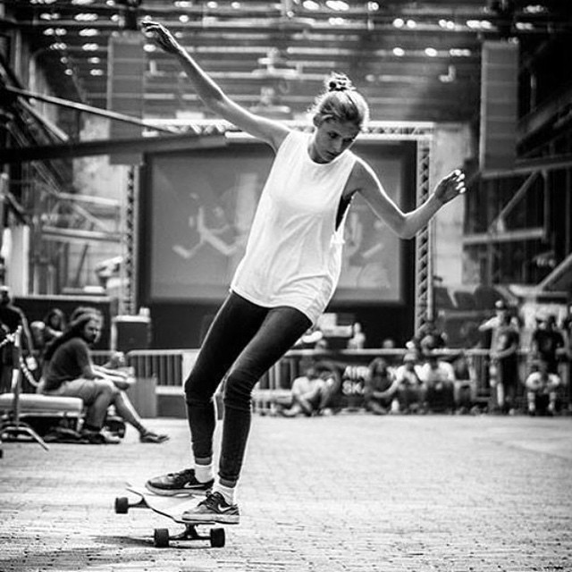 @femkebosma from LGC Netherlands shot by @guleed_y  #longboardgirlscrew #girlswhoshred #skatelikeagirl #womensupportingwomen #femkebosma #bosmatwins #thenetherlands