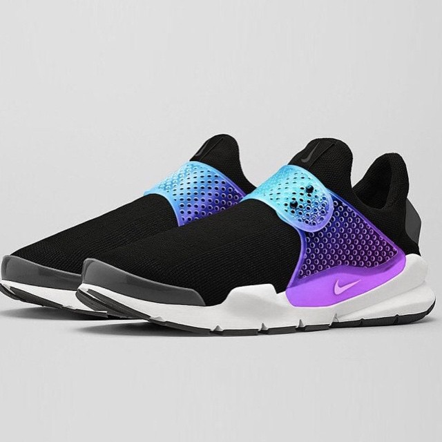 If Nike made a Boombotix collab this would be it- would need SPD pedals adaptor too. #sofresh  #kicks #nike