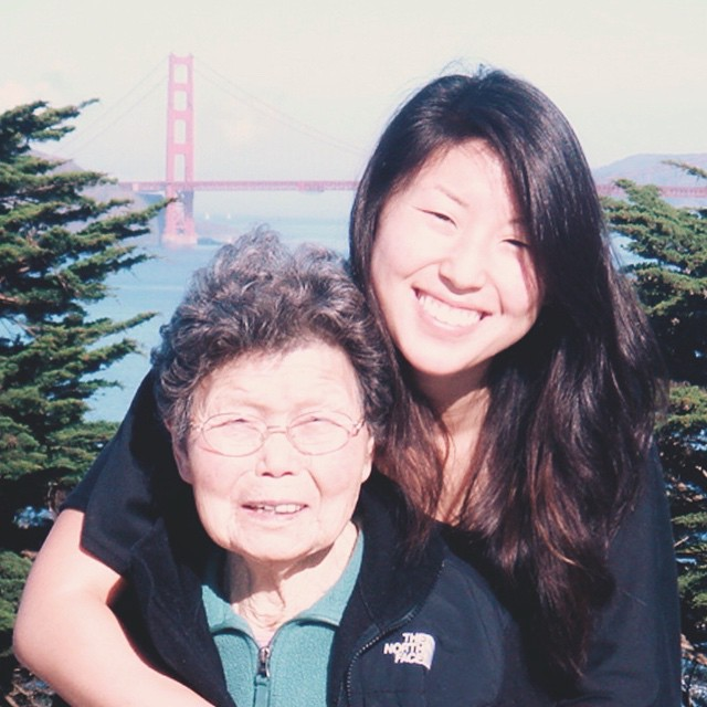 """'Halmuni' means grandmother in Korean. At 4'11 and 95 years old, my halmuni is the most resilient woman I know. She embodies gentle strength, loving compassion, and a fighting spirit that cannot be matched. The one thing I admire about her most is her..."