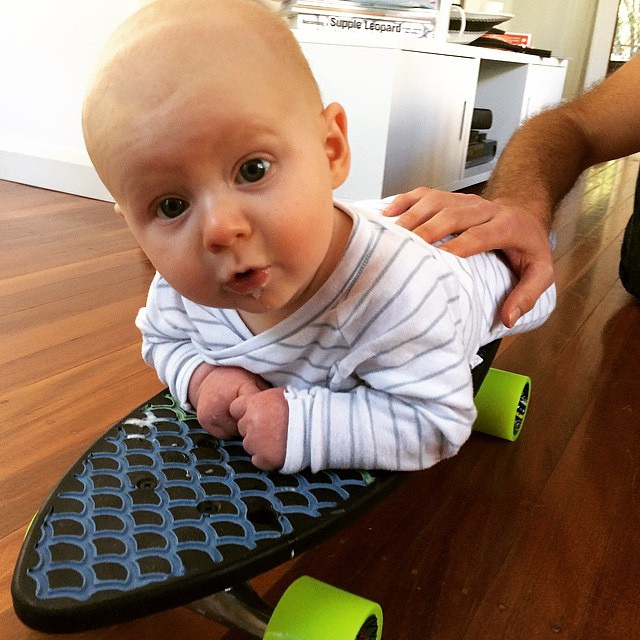 Sliding sideways Sunday...Mother's day edition! Thanks for sharing @__annabelstewart__ !!