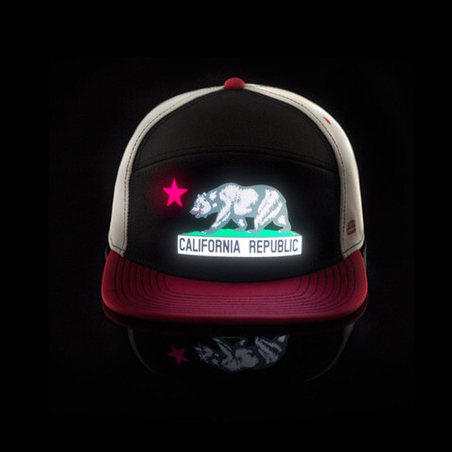 Introducing our latest E5 #snapback: the CA Republic. Ships on or before June 1st when pre-ordered at Lumativ.com