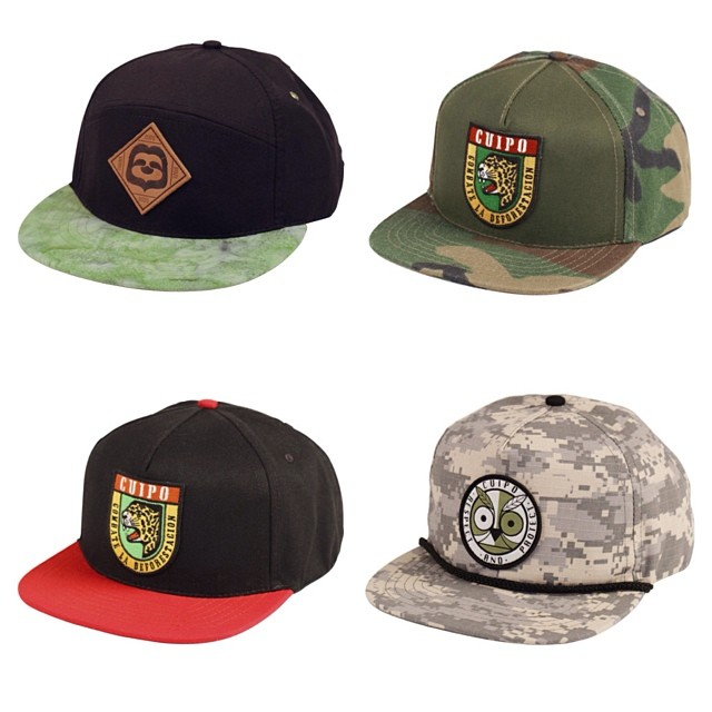 FREE FRIDAY!!!!! Tag as many people as possible. Winner chosen monday morning. If you want to purchase the only hats that save rainforest, you can save 15% with the code RADNEWHATS at Cuipo.org. Free friday winner can choose whichever hat they want....